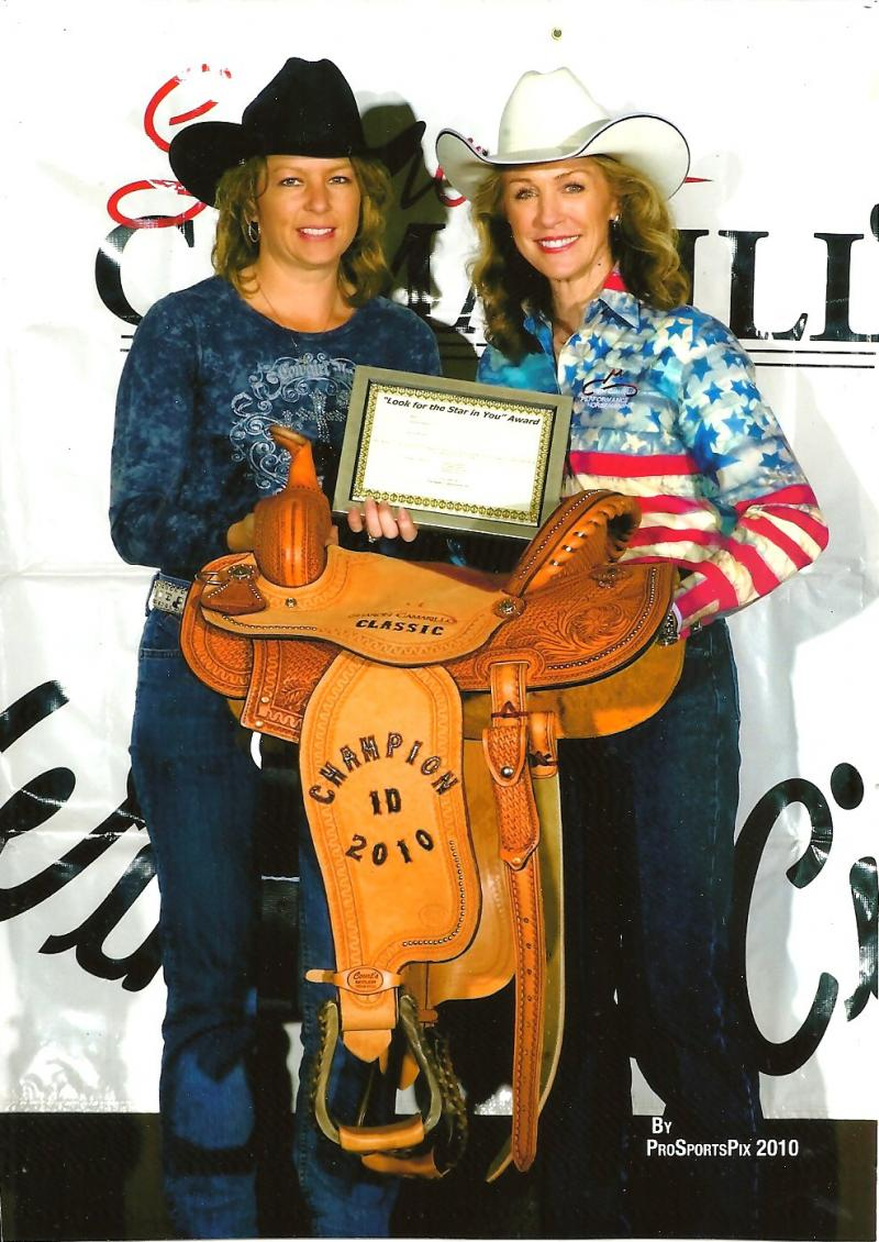 Kristen and Sharon Camarillo - winner of the 2010 Eastern Classic